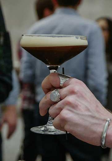 Espresso Martin Cocktail Making Events
