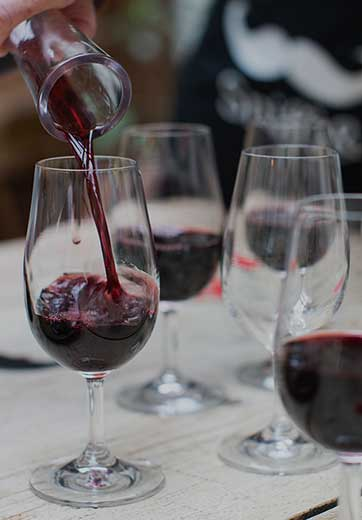 Wine tasting events in London & UK